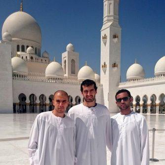 Antoine et ses puces à la mosquée